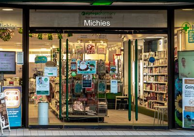 michies chemist front